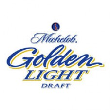 Michelob Golden Light 1/2BBL