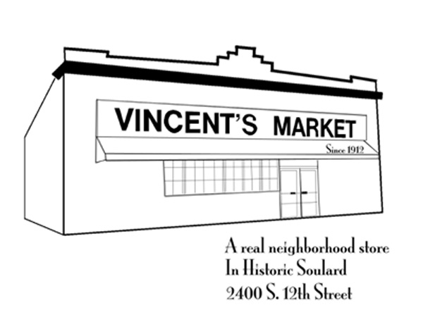 Vincent's 12th Street Market Kegs